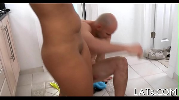 Latina Großer Arsch Masturbation